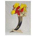 Horn Flower Pot