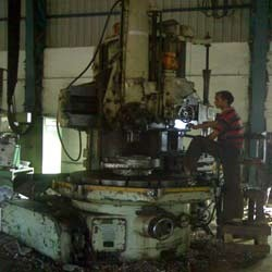 VTL Boring Machine Job Work