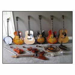 Guitar, Voilin, Mandolin