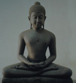 Clay Model Mahaveer Statues