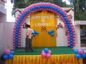 Mk4events Balloon Decoration, Chennai - balloon decoration, stage
