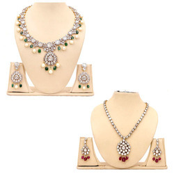 Antique Polki Studded Jewellery