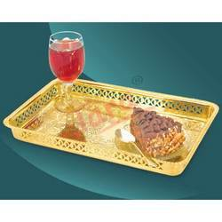 Gold Plated Tray