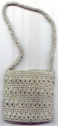 Crocheted Pouch CP10