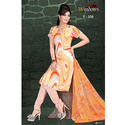 Georgette Casual Wear Dress Material