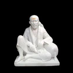 Dwarka Maa Sai Baba Statue