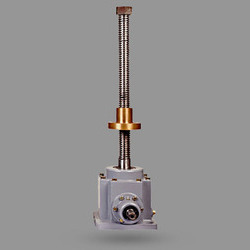 Bevel Engrenagem Screw Jack - Imperial BGJ Series