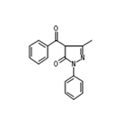 4-Benzoyl-3-methyl-1-phenyl-2-pyrazolin-5-one,