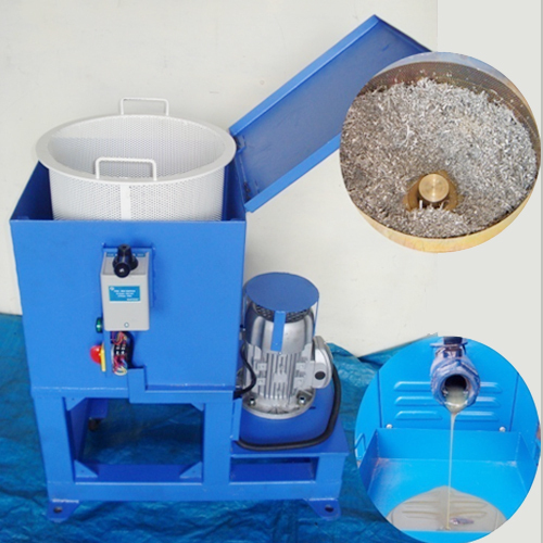 Oil Recovery Centrifuge