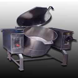 Tilting Boiling Pan - Gas / Electric