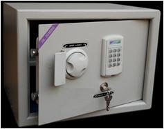 Electronic Digital Safe Jumbo JR