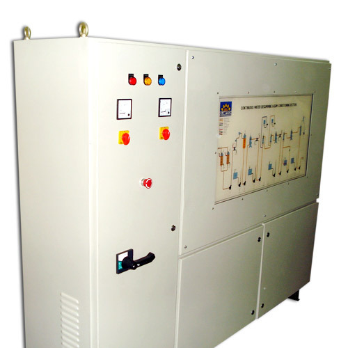 MCC Panels For Refinery And Solvent Extraction Plant