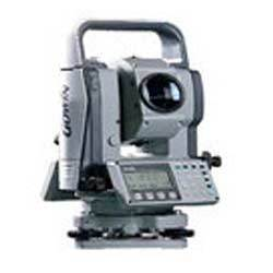 Positioning Electronic Total Station