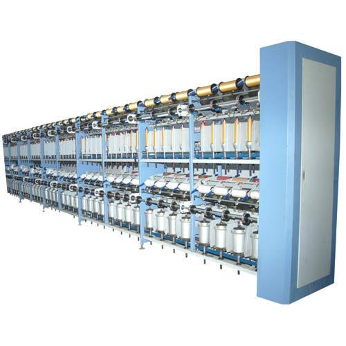 Embroidery Thread TFO Twister Machines