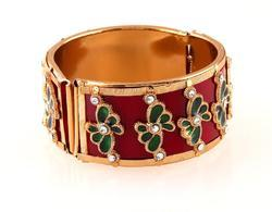 Spectacular Gold Plated Bangle
