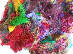Sari Silk Fiber Ideal For Spinning