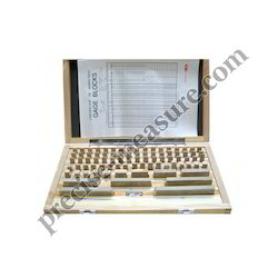 Slip Gauge Box