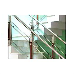 Steel Stairs Balustrade