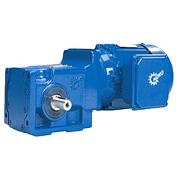 Helical Bevel Gear Motor