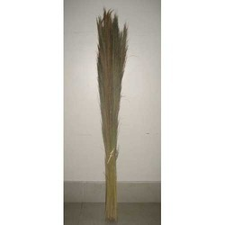 grass broom sticks