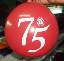 promotional rubber balloon