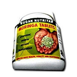 Moringa Tablets for Sugar Control
