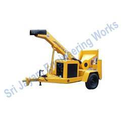 Industrial Wood Chippers