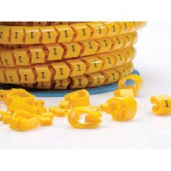 Chevroncut Interlocking Cable Marker/Ferrules