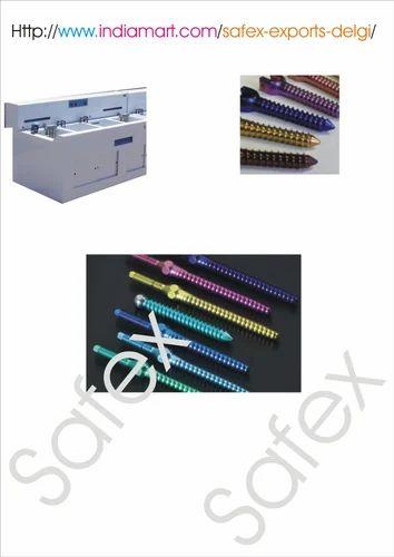 titanium anodizing & Aluminum Anodizing Manufacturer & Exporter from ...