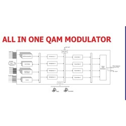 All In One Qam Modulator