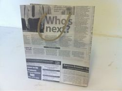News Paper Bags For Events