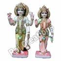 White Marble Laxmi Narayan