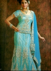 Indian Embroidered Lehengas
