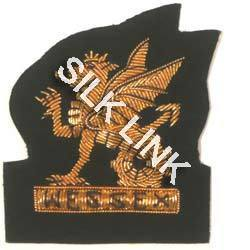 Wessex Brigade Beret Badge
