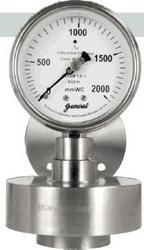Differential Pressure Gauges Bellow Diaphragm Type