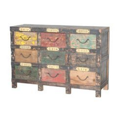 Nine Drawers Chest