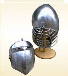 Armor Helmet Bassinet German