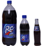RC Carbonated Soft Drinks (Cola)