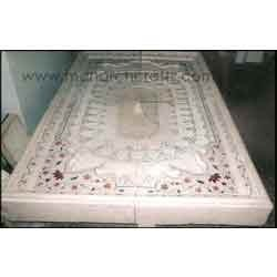 Marble Inlaid Fountains