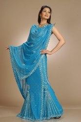 Designer Kali Saree