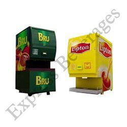 Bru Lipton Vending Machine