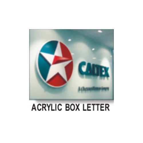 Signages (Acrylic Box Letter)