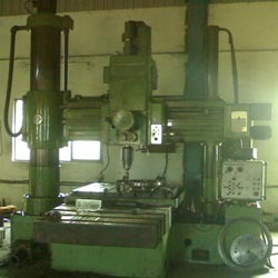 Jig Boring Machine Job Work