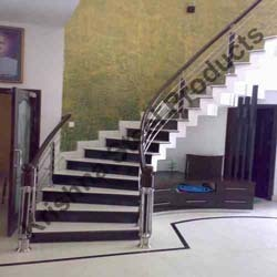 Modern Stair Hand Railings
