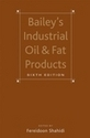 industrial oil and fat products