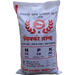 NPK Fertilizer 15-10-00