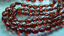 Pyrope Red Garnet Smooth Polished Nuggets