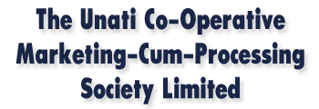 The Unati Co - Operative Marketing- Cum- Processing Society Limited