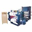 Slitting Machine With Rotogravure Printing Attachment