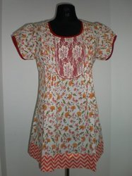 Indian Printed Kurtis